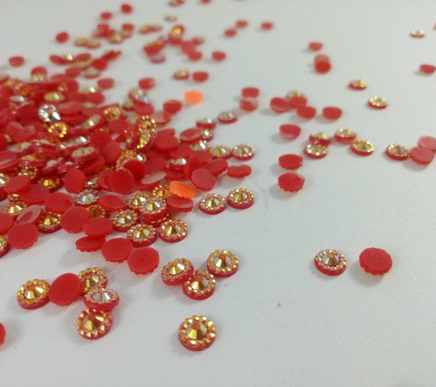 jamur merah